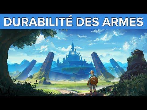 Zelda Breath of the Wild | Pourquoi les armes se brisent-elles ?