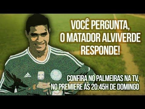 Alan Kardec responde perguntas dos palmeirenses no Palmeiras na TV, domingo (30/3), às 20h45