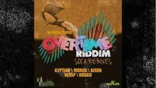 Overtime Riddim Soca Remix {J.A Productions} @Maticalise