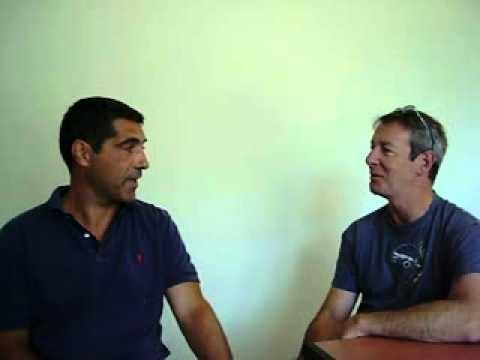 Interview du président du SC Privas Rugby par J Luc Durand