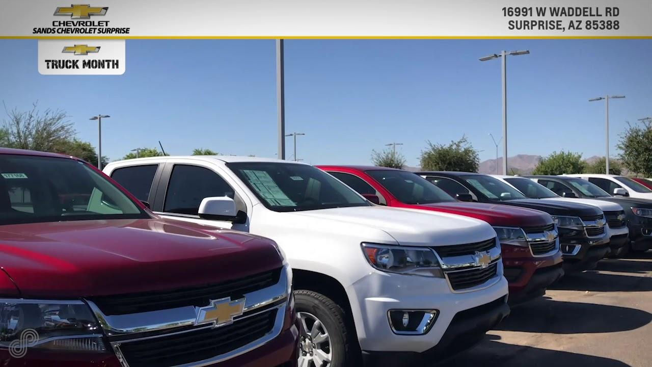 Sands Chevrolet Surprise Az >> Sands Chevrolet Surprise April Offers Sps