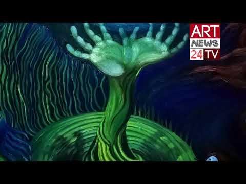 MODERN SURREALISM ARTISTS : Cassandra Basile Paintings