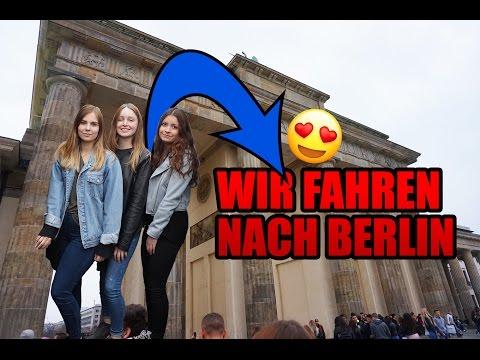 Klassenfahrt Nach Berlin   VLOG