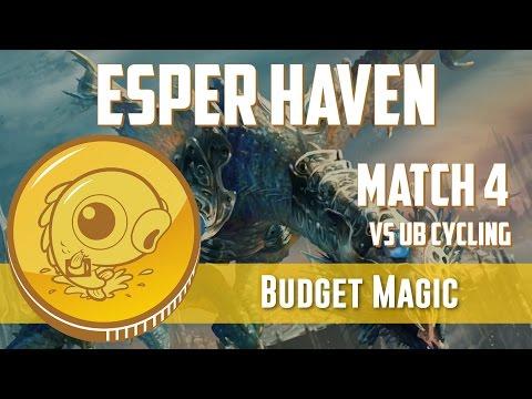 Budget Magic: Esper Haven vs UB Cycling (Match 4)