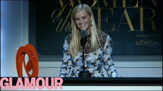 "Reese Witherspoon: ""Ambition is Not a Dirty Word"""