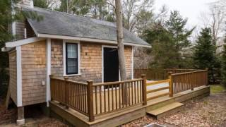 Tiny Urban Cottage  185 Sq Ft  & A 348 Sq Ft Barnstable Cottage