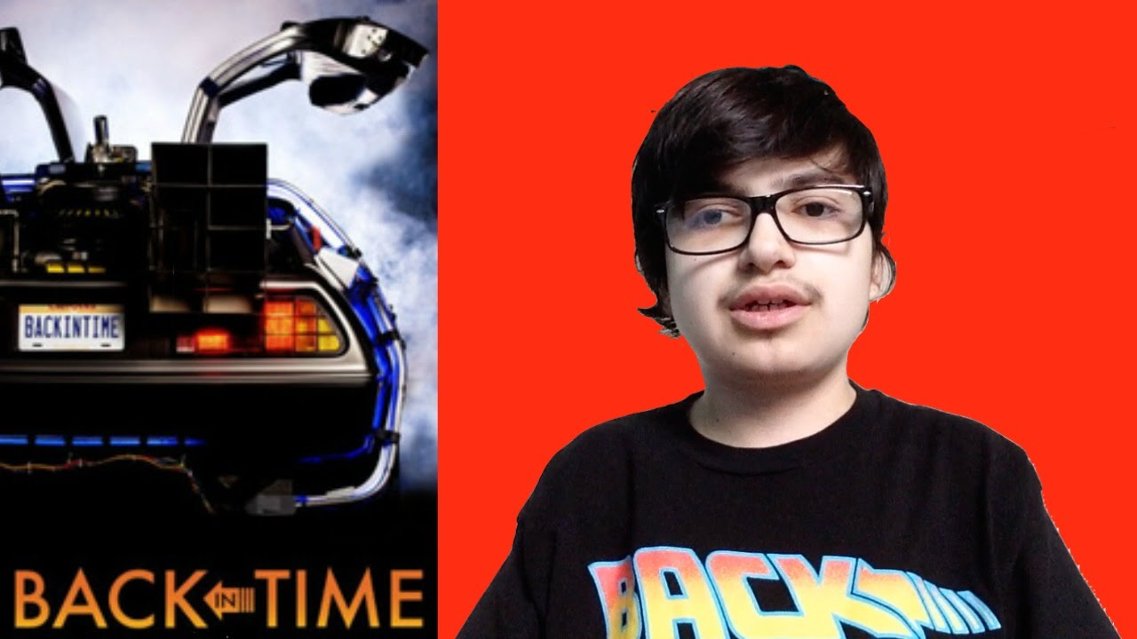 Download Back in Time (2015) Movie Review - Back To The Future Documentary