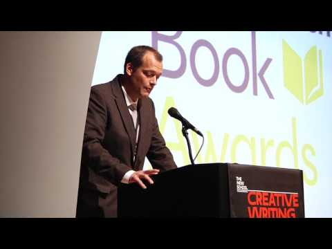 Chris Bachelder reads from The Throwback Special, 2016 NBAs Finalists Reading
