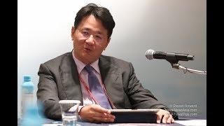 Inspiring Welcome Address by Walter Cho, Korean Air