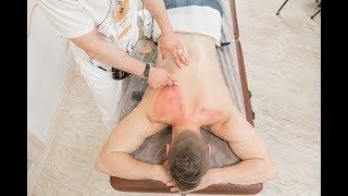 МАССАЖ ГУАША. Обучение скребковому массажу.