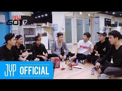 Real Got7 Episode 3. Image Game