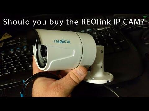 Reolink 4mp Surveillance Camera Upgrade Pt 2 Rlc 411
