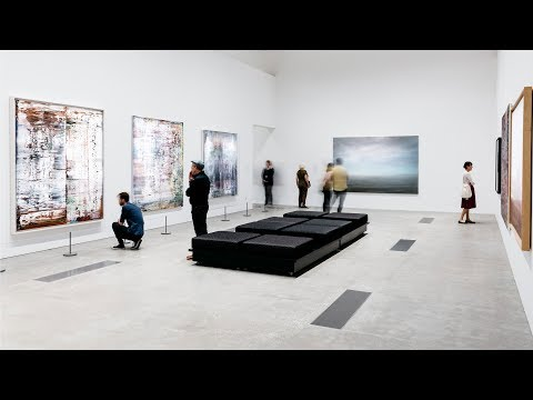 'Gerhard Richter: The Life Of Images' Symposium: Session 1