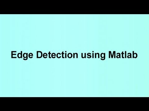edge detection in matlab How do i make a matlab contour for an image after applying edge detection if the answer will be with code appreciate it.