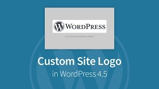 How to Add a WordPress Site Logo Mp3