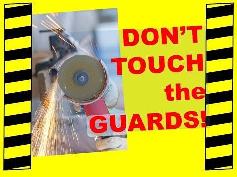 Don't Touch Guards! - Machine Guard Safety - Free Safety Training Video
