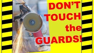 don t touch guards machine guard safety free safety training video