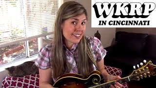 WKRP in Cincinnati TV theme song (Performed by Edie Murphy)
