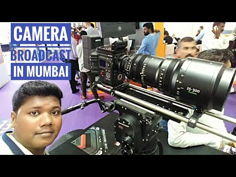 Broadcast  india show 2k17