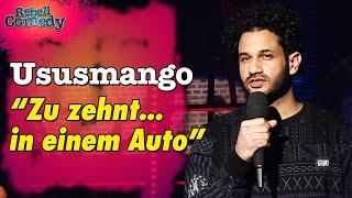Ususmango unterwegs mit 10 Comedians