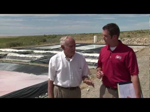 Trace Minerals Research Harvesting Facility - Part 1
