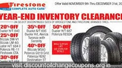 How to find Free and Printable Firestone Coupons for Oil Change online