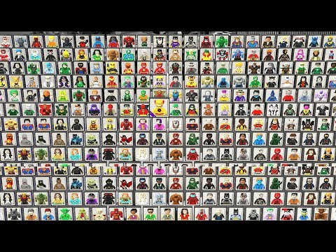 LEGO DC SUPERVILLAINS - ALL CHARACTERS UNLOCKED + DLC!