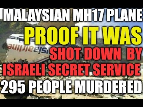 WAS FLIGHT MH 17 CYBER HIJACKED? - 298 PEOPLE DEAD MALAYSIA - 18+ YEARS ONLY