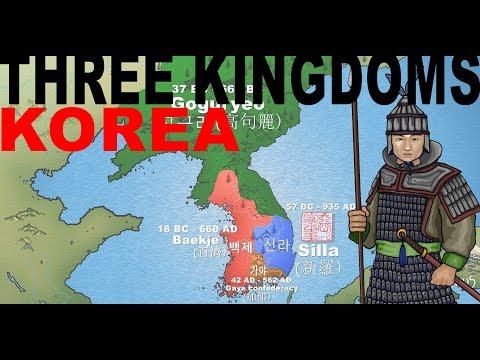 Download Korean Three Kingdoms Period explained History of Korea Mp4 baru
