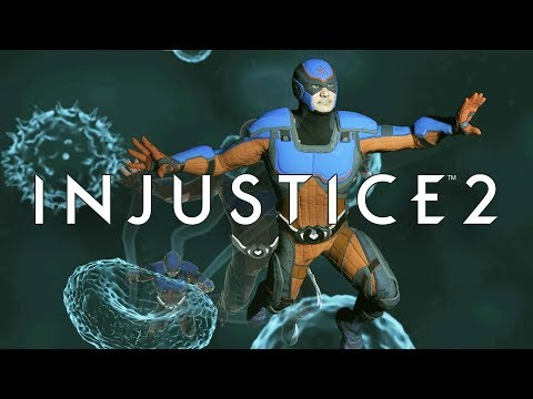 Thumbnail: Injustice 2 - Introducing Atom!