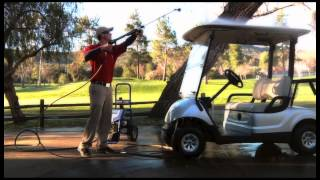Yamaha Pressure Washer Features & Benefits