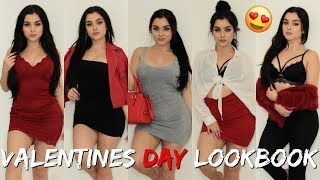 Valentines Day Lookbook 2018 | Aidette Cancino