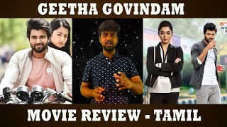 geetha govindam review tamil