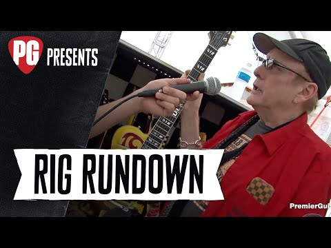 Rig Rundown - Cheap Trick's Rick Nielsen