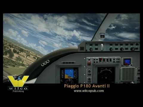 Piaggio P180 Avanti II