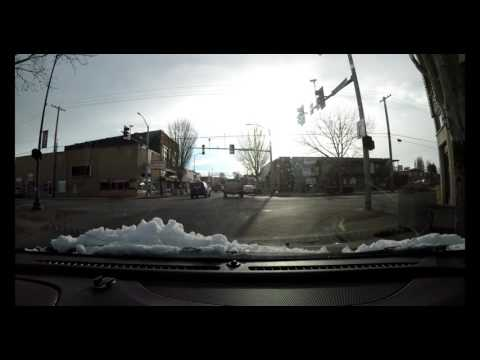 Drive around in Puyallup, WA