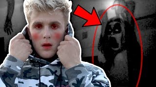 TOP 5 SCARIEST MOMENTS CAUGHT IN YOUTUBER VIDEOS! (Jake Paul, Faze Rug, Lance Stewart)