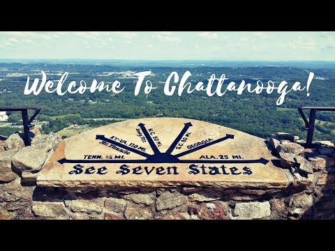 CHATTANOOGA TRAVEL GUIDE | ROCK CITY & RUBY FALLS | THINGS TO DO (Part 6)