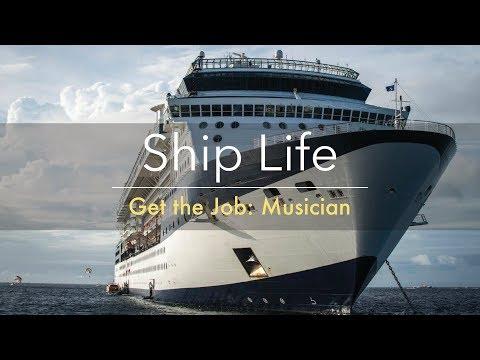 Get a Job as a Musician on Cruise Ships | Ship Life