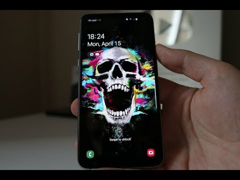 Крутые Видео Обои На Смартфон 2019 Samsung