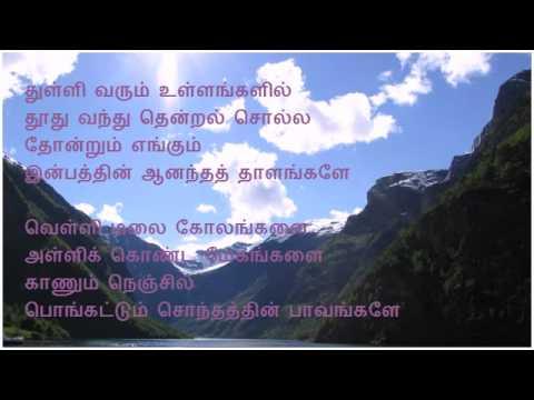 Aanandha Raagam (Karaoke)