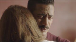 زين القناوي يستقبل خبر إستشهاد ابن عمه منصور - مسلسل نسر الصعيد - محمد رمضان