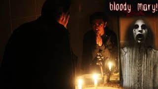 BLOODY MARY (Kanlı Gelin) ÇAĞIRDIM !!!