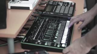 Dusty Groove on Roland TR8 & Mpc1000