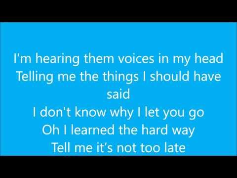 It's Gotta Be You - Isaiah Firebrace - Winner's Single (lyrics)
