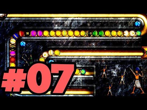 Luxor HD Expert mode ! Episode #07 : KHUFU'S PAINFUL OASIS  
