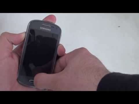 How to Hard Reset The Samsung T599 Exhibit 4G Metro PCS Android 4.4 Remove Password