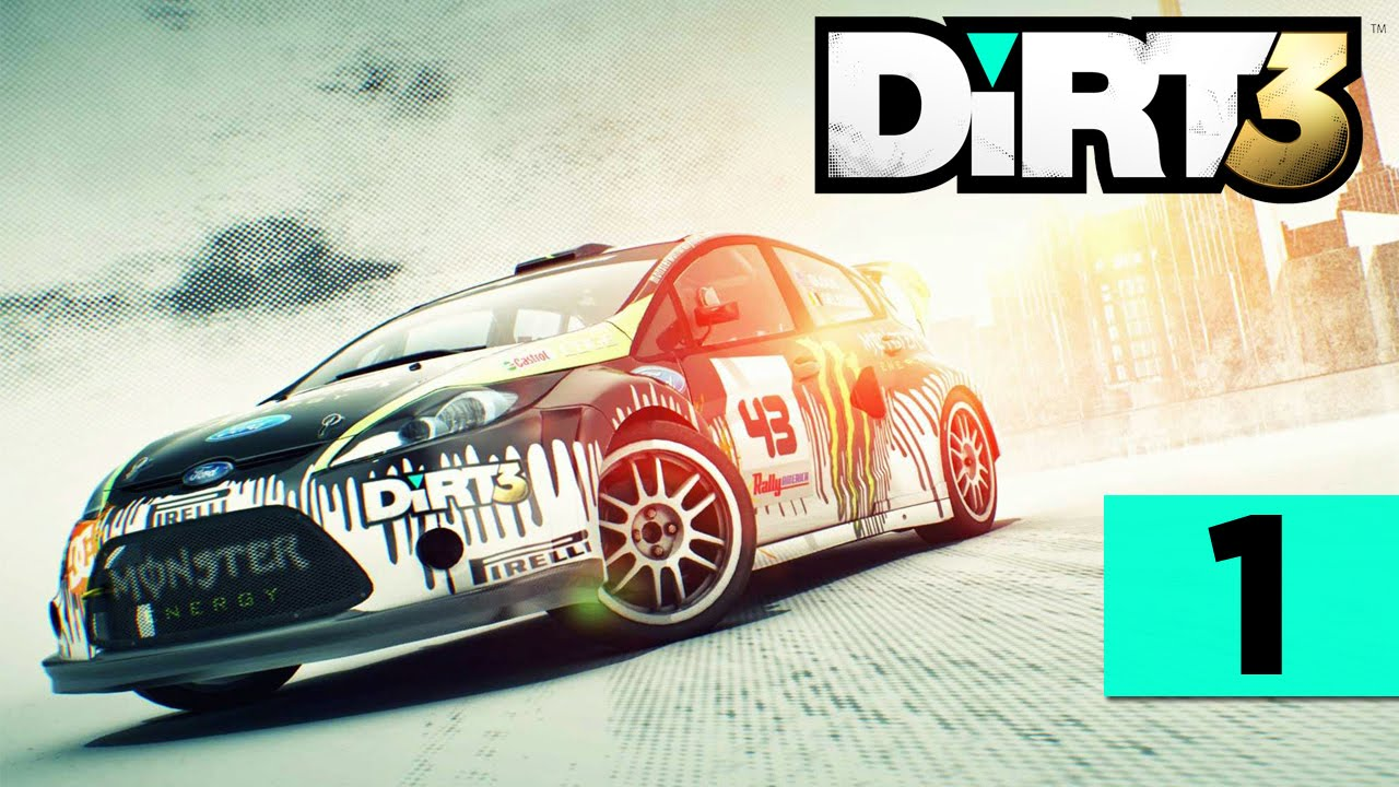 """Download Dirt 3 - Let's Play - Part 1 - [Alpinestars Trophy] - """"Don't Need VIP"""" 