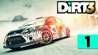 "Dirt 3 - Let's Play - Part 1 - [Alpinestars Trophy] - ""Don't Need VIP"" 