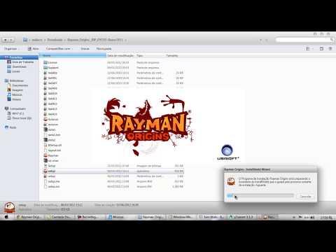 Rayman Origins - Download + Tutorial Instalação